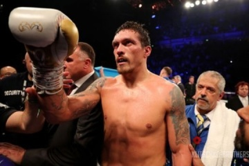 Usyk, Chisora to fight in April