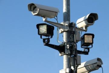 Over 7,000 surveillance cameras installed in Kyiv