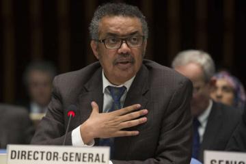 Covid-19 : mettre fin à la pandémie est «un choix», affirme le chef de l'OMS