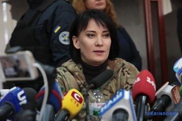 Vorwurf Todesdrohung gegenüber Selenskyj: Gericht verhängt persönliche Verpflichtung für Marusja Swirobij