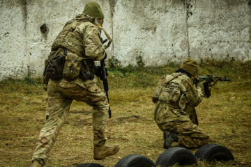 Invaders violate ceasefire in Donbas five times. No casualties reported