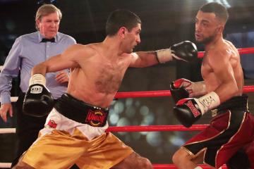 WBA orders fight between Dalakian, Concepcion