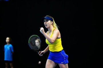Svitolina drops to seventh place in WTA rating
