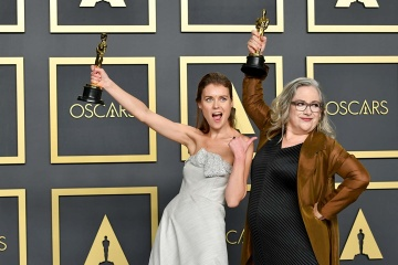 Ukrainka zdobyła Oscara za krótki film dokumentalny