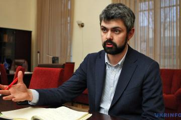 Anton Drobowycz, przewodniczący Ukraińskiego Instytutu Pamięci Narodowej