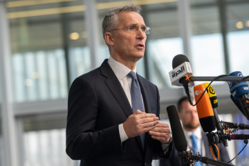 NATO continues to increase its presence in Black Sea region – Stoltenberg