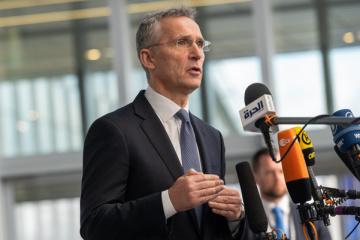 NATO erhöht politische und praktische Unterstützung für Ukraine und Georgien - Stoltenberg