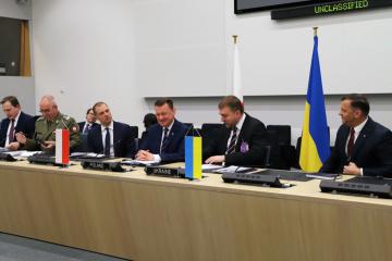 Ucrania y Polonia discuten planes sobre LitPolUkrBrig
