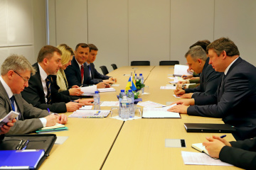 Defense ministers of Ukraine and Lithuania identify areas of cooperation for 2020