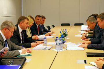 Ministerios de Defensa de Ucrania y Lituania determinan las áreas de cooperaciones para 2020