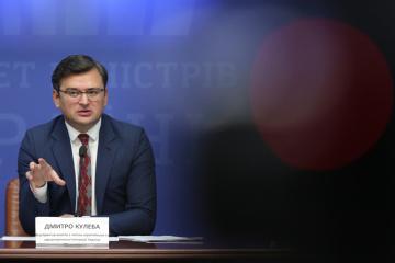 Rada ernennt Kuleba zum Außenminister