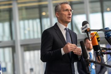 ロシアにどの国がNATOに加盟するかを決める権利はない=NATO事務総長