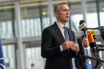 Stoltenberg: NATO to strengthen cooperation in Black Sea with Ukraine and Georgia