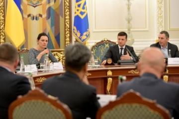 Selenskyj betont Attraktivität der Ukraine für Investoren