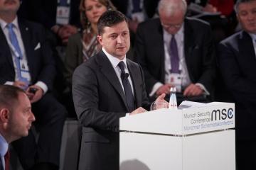 Discours de Zelensky lors de la Conférence de Munich sur la sécurité
