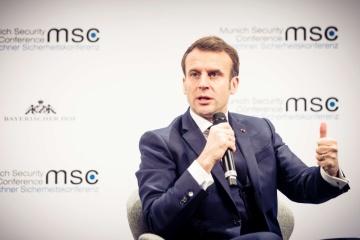 Macron: Europa y Estados Unidos deberían intensificar sus esfuerzos para evitar una nueva guerra contra Ucrania