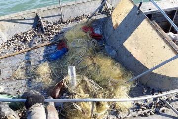 Les noms des pêcheurs ukrainiens arrêtés par les garde-frontières russes sont dévoilés