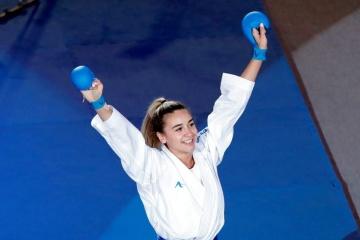 Karate: Ukrainerin feiert Sieg bei Premier League in Lissabon