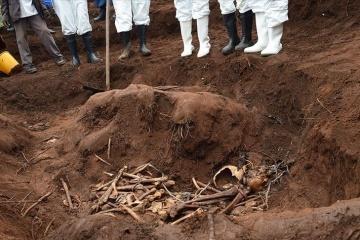 У Бурунді знайшли масові поховання з останками шести тисяч осіб