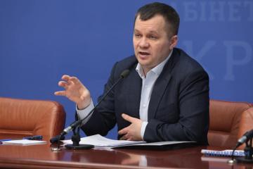 Gospodarka ukraińska dostosowała się do kwarantanny - Myłowanow