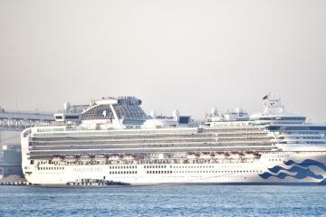 【新型肺炎】日本沿岸停泊クルーズ船内のウクライナ国民感染者4名に増加
