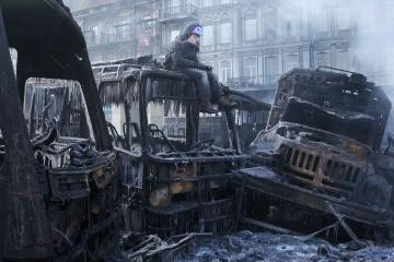 Maidan shootings started six years ago