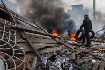Ukraina obchodzi 6-lecie tragicznych wydarzeń na Majdanie