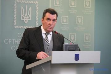ウクライナは現在5つのシナリオの内の1つに従い行動している=ダニーロウ安保会議書記