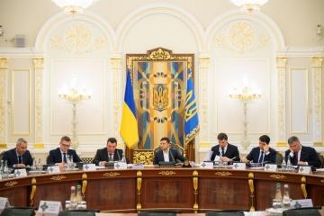 Nationaler Sicherheitsrat billigt staatlichen Rüstungsauftrag für drei Jahre