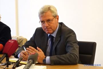 Кандидат у канцлери Німеччини звинуватив Росію у вбивствах мирних жителів Сирії