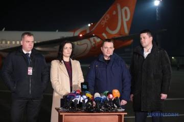 Coronavirus: l'avion pour évacuer les Ukrainiens bloqués à Wuhan est en route pour la Chine