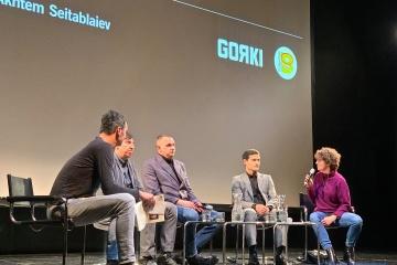 "Film von Oleh Senzow ""Numbers"" feiert Weltpremiere in Berlin"