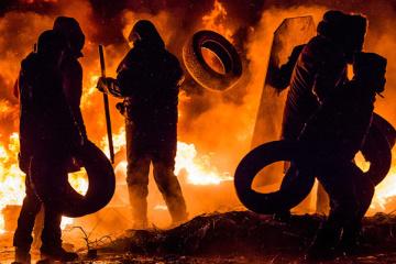 Ukraine marks sixth anniversary of assault on Maidan
