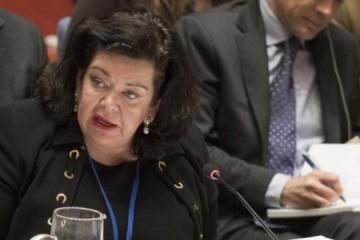 Britain calls Nebenzya's statement at UNSC briefing on Ukraine a falsehood