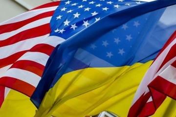 Danilov, Sales discuss Ukraine-U.S. cooperation in counterterrorism