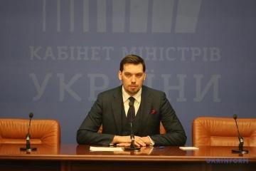 Goncharuk: Ucrania examinará a pasajeros de países con casos confirmados de coronavirus
