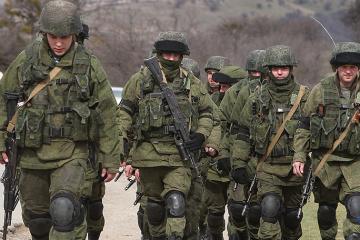 ウクライナ国境付近のロシア軍は大規模侵攻を行うには不十分な数=調査団体