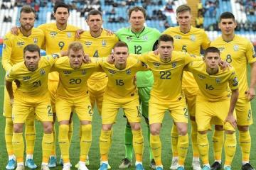 La selección nacional ucraniana se encuentra en el Top 25 de la FIFA