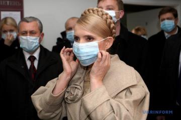 """""""Energiekollaps"""": Timoschenko fordert Einbestellung des Premierministers in der Rada"""