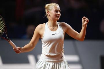 Tennis: Kostyuk im Halbfinale des ITF-Turniers in Kairo