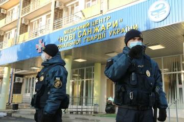 La période d'observation des personnes évacuées de Wuhan ne sera pas prolongée