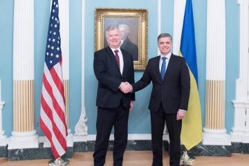 Les États-Unis saluent l'Ukraine pour les progrès dans la lutte contre la corruption
