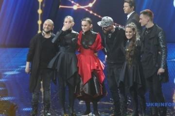Eurovision 2020: L'Ukraine sera représentée par le groupe Go-A
