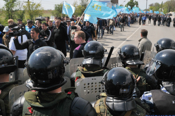 Day of Crimea's resistance to Russian occupation marked today