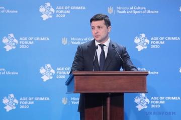 ゼレンシキー・ウクライナ大統領、福島原発事故10年で日本語メッセージ