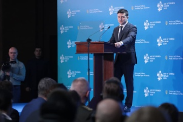 Large service hub for citizens to be opened at Chonhar checkpoint – Zelensky