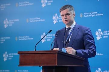 Außenminister: Ukraine braucht Unterstützung der UN für die Krim