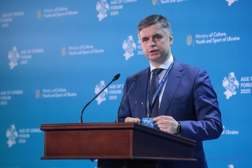 Prystaiko dit que l'Ukraine continuera de participer à la mission de l'OTAN en Afghanistan