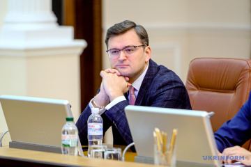 Selenskyj schlägt Kuleba als Außenminister vor