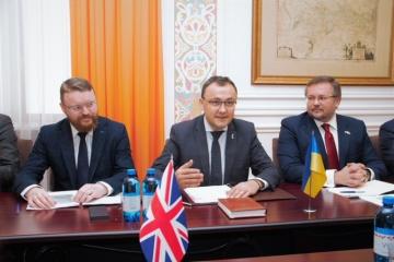 Nach dem Brexit: Ukraine und Großbritannien verhandeln über bilaterales Abkommen